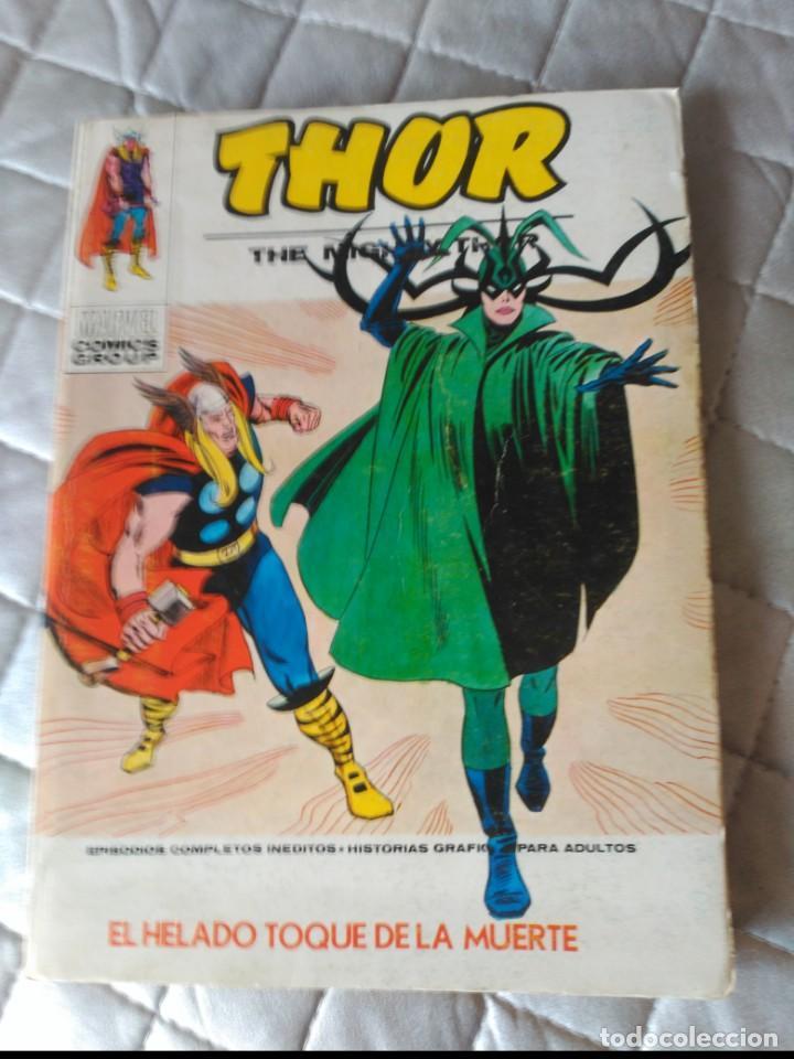 THOR VOL,1 Nº 40 VERTICE (Tebeos y Comics - Vértice - Thor)