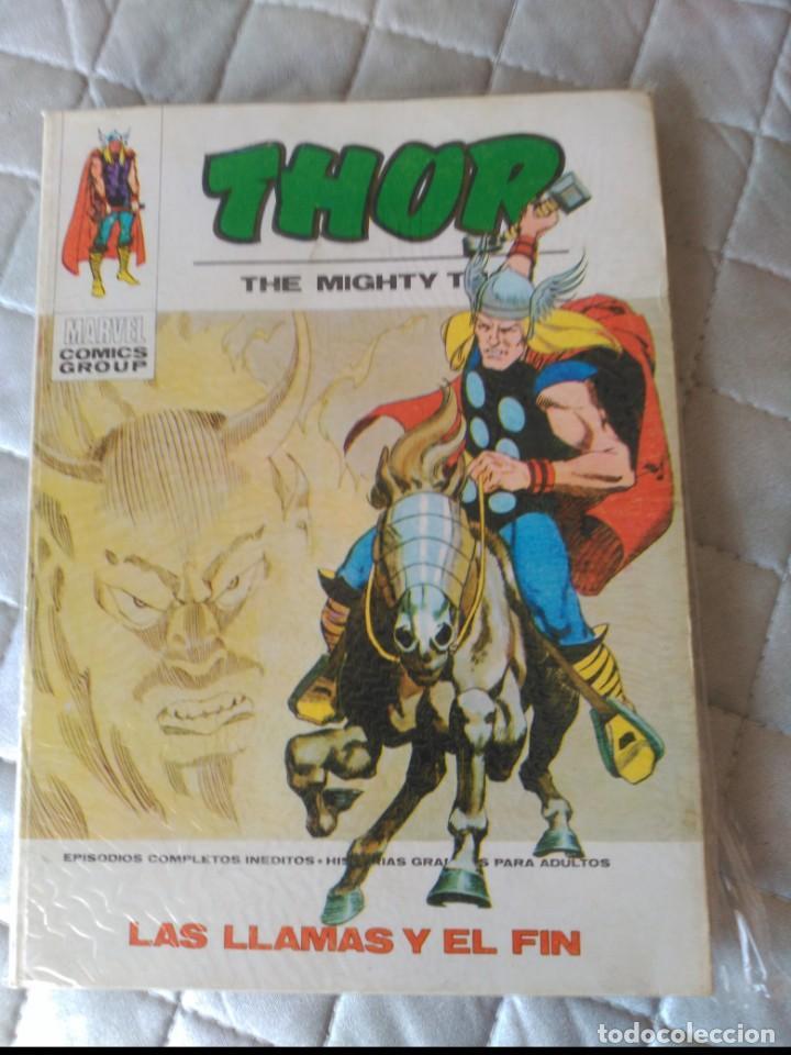 THOR VOL,1 Nº 34 VERTICE (Tebeos y Comics - Vértice - Thor)