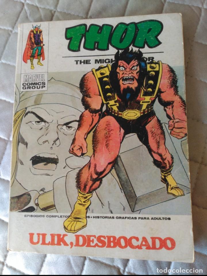 THOR VOL,1 Nº 32 VERTICE (Tebeos y Comics - Vértice - Thor)