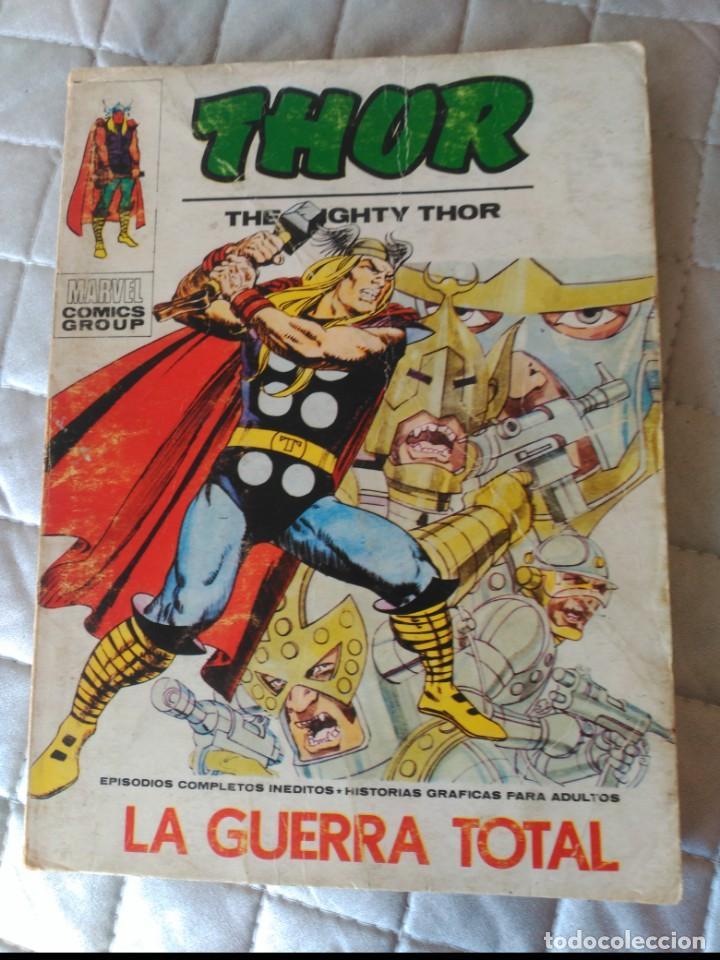 THOR VOL,1 Nº 27 VERTICE (Tebeos y Comics - Vértice - Thor)