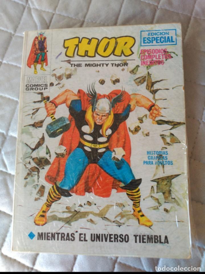 THOR VOL,1 Nº 18 VERTICE (Tebeos y Comics - Vértice - Thor)