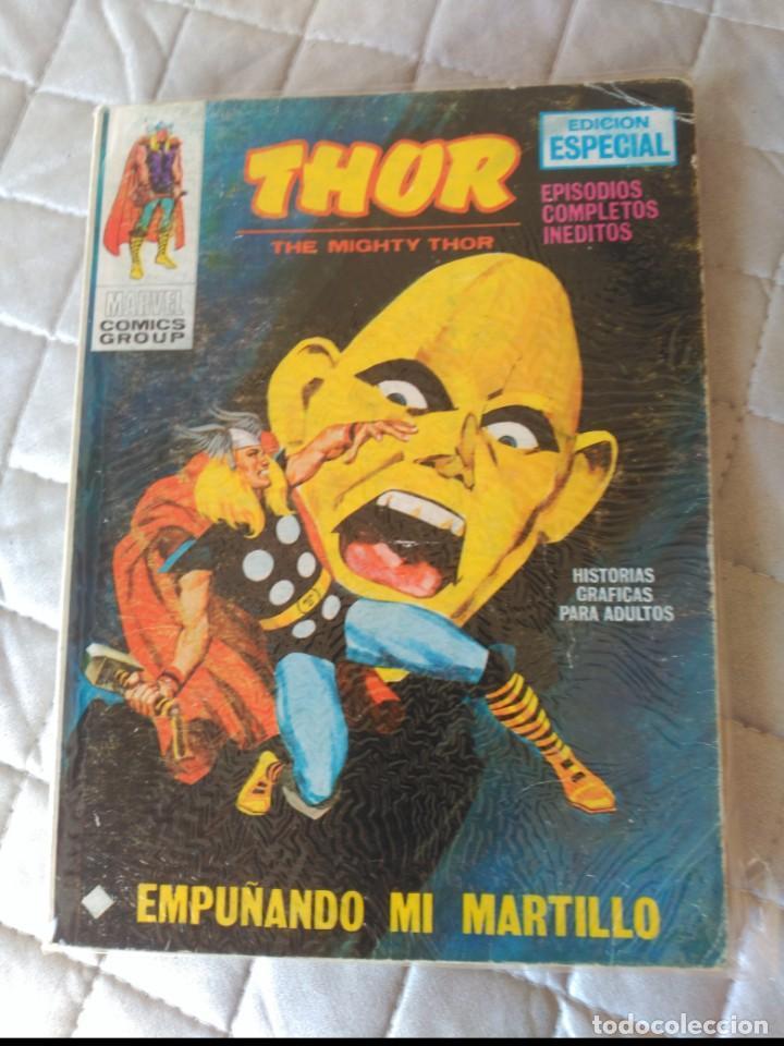 THOR VOL,1 Nº 17 VERTICE (Tebeos y Comics - Vértice - Thor)