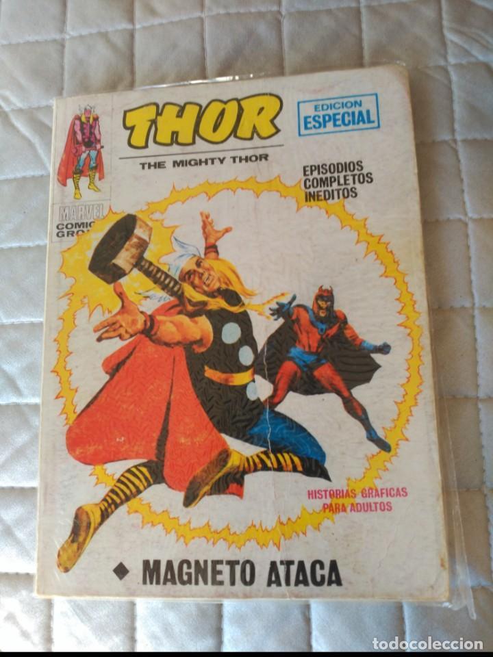 THOR VOL,1 Nº 13 VERTICE (Tebeos y Comics - Vértice - Thor)