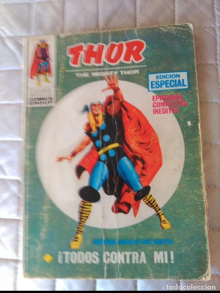 THOR VOL,1 Nº 12 VERTICE (Tebeos y Comics - Vértice - Thor)