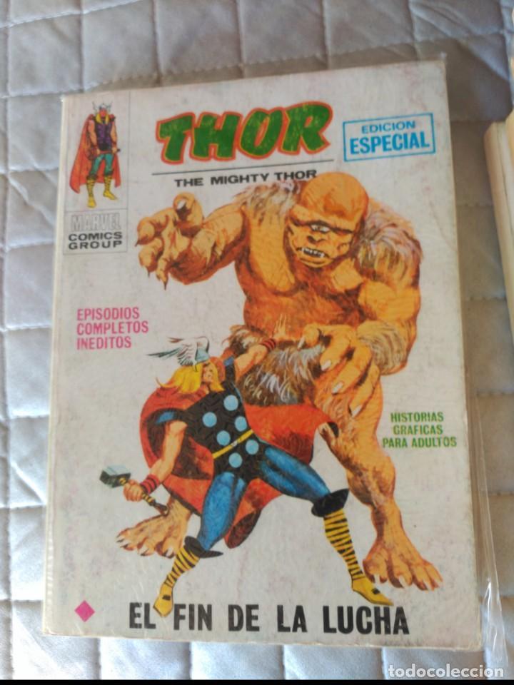 THOR VOL,1 Nº 11 VERTICE (Tebeos y Comics - Vértice - Thor)
