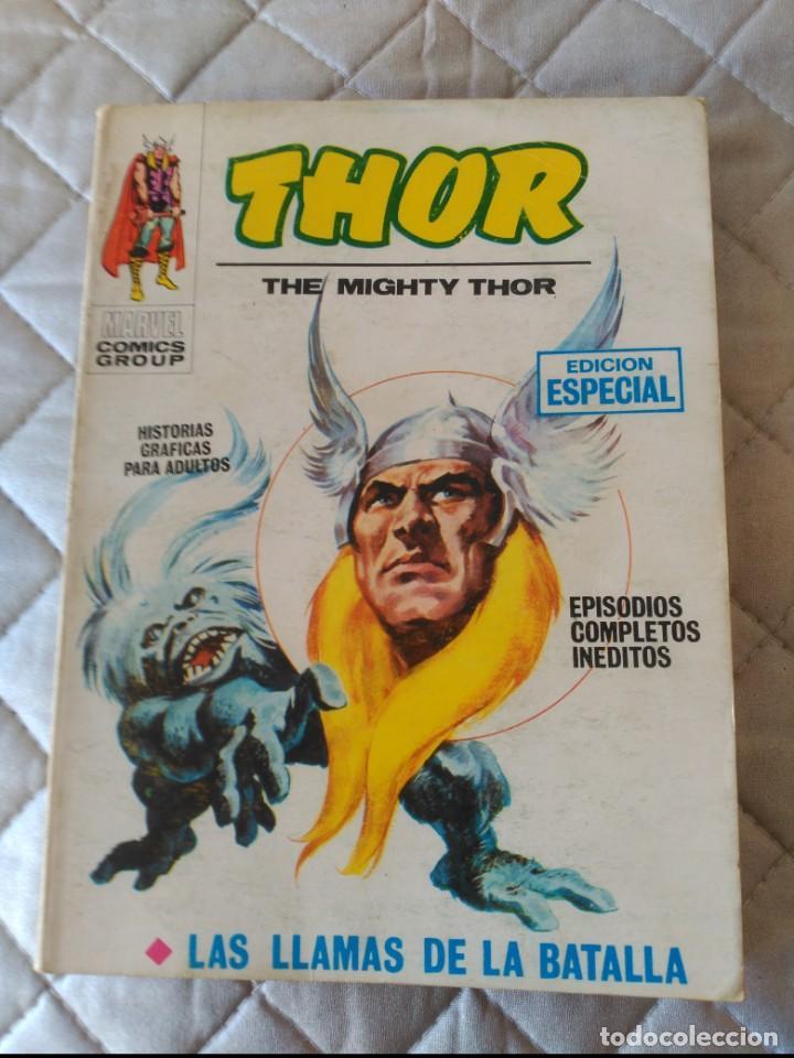 THOR VOL,1 Nº 5 VERTICE (Tebeos y Comics - Vértice - Thor)
