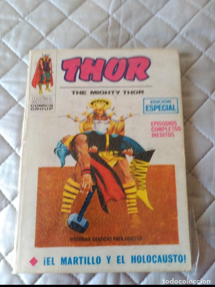 THOR VOL,1 Nº 2 VERTICE (Tebeos y Comics - Vértice - Thor)