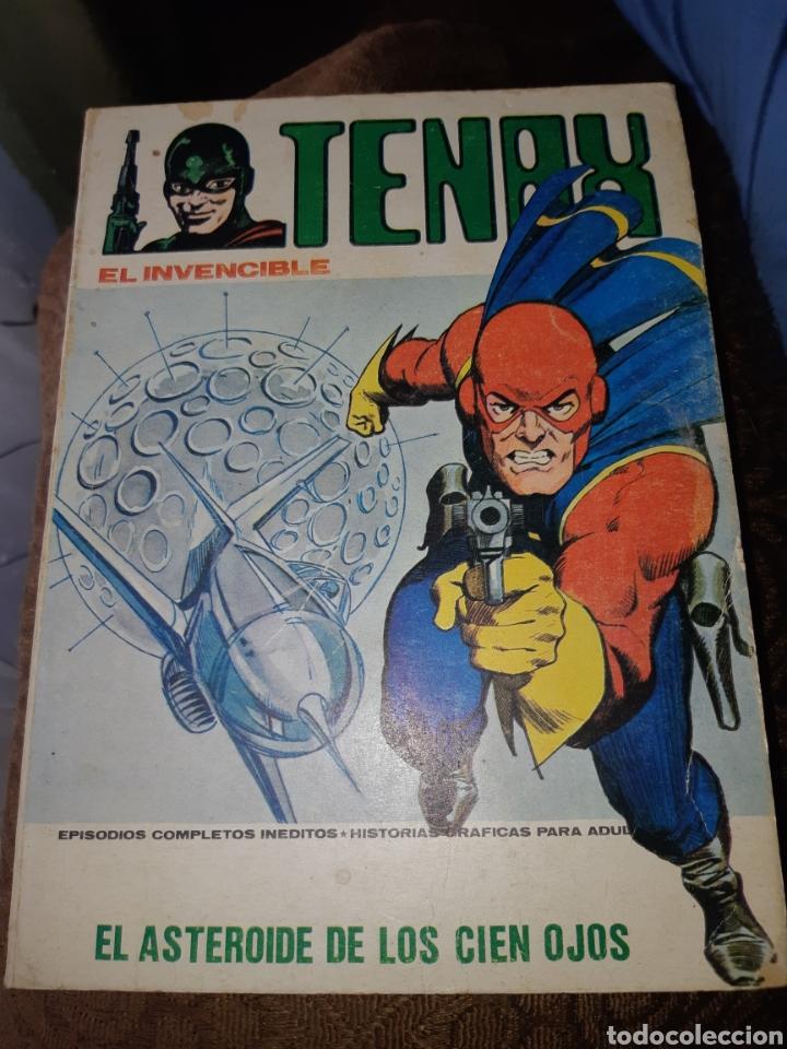 TEBEOS-COMICS CANDY - TENAX 10 - VERTICE - AA97 (Tebeos y Comics - Vértice - V.1)