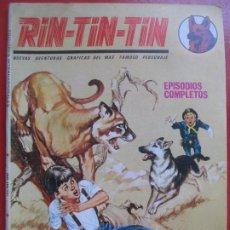 Cómics: TEBEO RIN-TIN-TIN EL FUGITIVO EPISODIOS COMPLETOS VERTICE 1972 Nº7. Lote 191797637