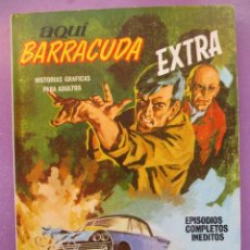 Cómics: AQUI BARRACUDA Nº 1 VERTICE TACO ¡¡¡ BUEN ESTADO !!!!. Lote 191837023