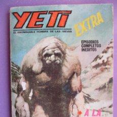 Cómics: YETI Nº 1 VERTICE TACO ¡¡¡ BUEN ESTADO !!!!. Lote 191840028