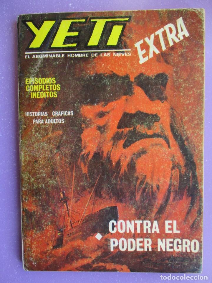 YETI Nº 2 VERTICE TACO ¡¡¡ BUEN ESTADO !!!! (Tebeos y Comics - Vértice - V.1)