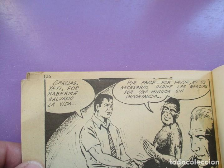 Cómics: YETI Nº 4 VERTICE TACO ¡¡¡ BUEN ESTADO !!!! - Foto 7 - 191840522