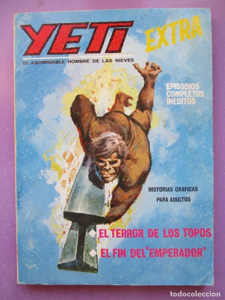 YETI Nº 5 VERTICE TACO ¡¡¡ BUEN ESTADO !!!! (Tebeos y Comics - Vértice - V.1)