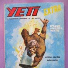 Cómics: YETI Nº 5 VERTICE TACO ¡¡¡ BUEN ESTADO !!!!. Lote 191840772