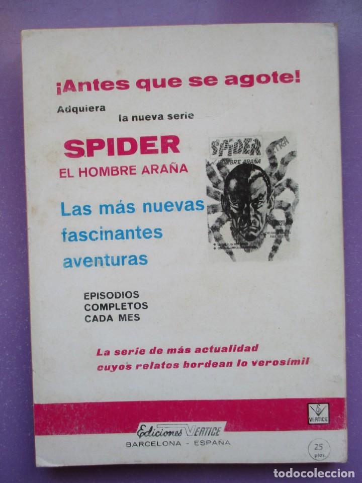 Cómics: YETI Nº 5 VERTICE TACO ¡¡¡ BUEN ESTADO !!!! - Foto 2 - 191840772