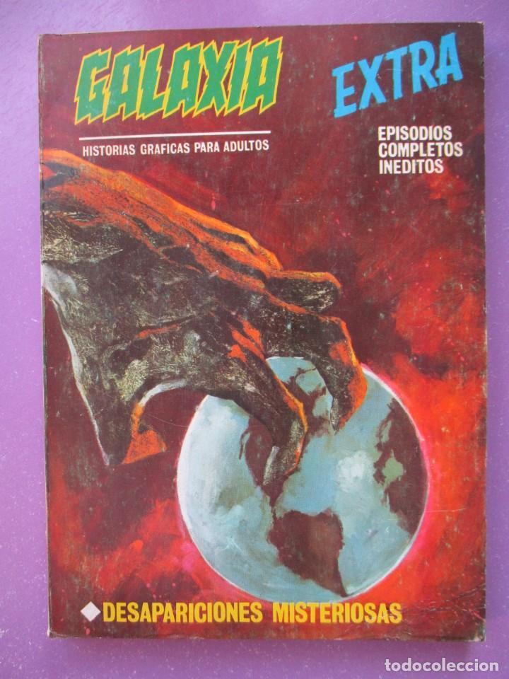 GALAXIA Nº 6 VERTICE TACO ¡¡¡ MUY BUEN ESTADO !!!! (Tebeos y Comics - Vértice - V.1)