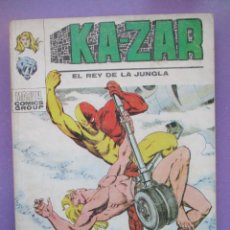 Cómics: KA ZAR Nº 6 VERTICE TACO ¡¡¡¡ BUEN ESTADO !!!!. Lote 191845575