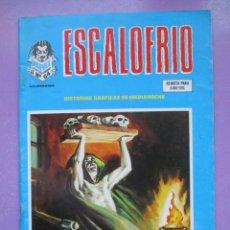 Cómics: ESCALOFRIO Nº 64 VERTICE ¡¡¡¡ MUY BUEN ESTADO !!!!. Lote 191846036