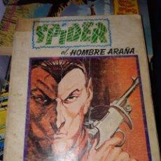 Cómics: TEBEOS COMICS CANDY - SPIDER 5 - VÉRTICE - 256 PÁGINAS- AA97. Lote 191901161