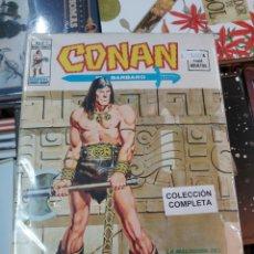 Comics: CONAN EL BARBARO VOLUMEN 2 VERTICE COMPLETA. Lote 191971848