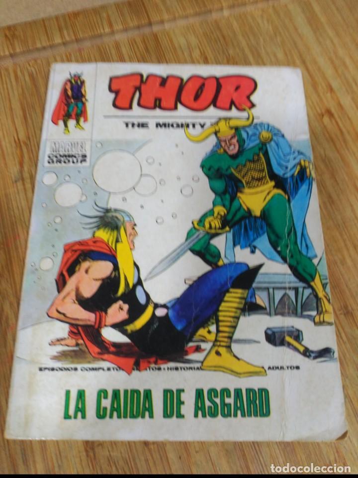 THOR VOL,1 Nº 33 VERTICE (Tebeos y Comics - Vértice - Thor)