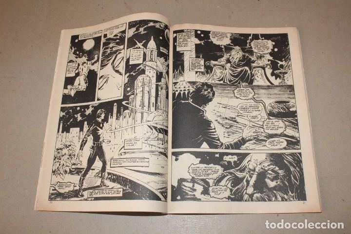 Cómics: RELATOS SALVAJES, STAR LORD V 1 Nº 34: LA ESPADA EN LA ESTRELLA - ED. VERTICE, MUNDI COMICS 1976 - Foto 2 - 191998915