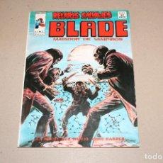 Cómics: RELATOS SALVAJES, BLADE V 1 Nº 32: LA NOCHE QUE MURIO JOSIE HARPER - ED. VERTICE, MUNDI COMICS 1976. Lote 191999302
