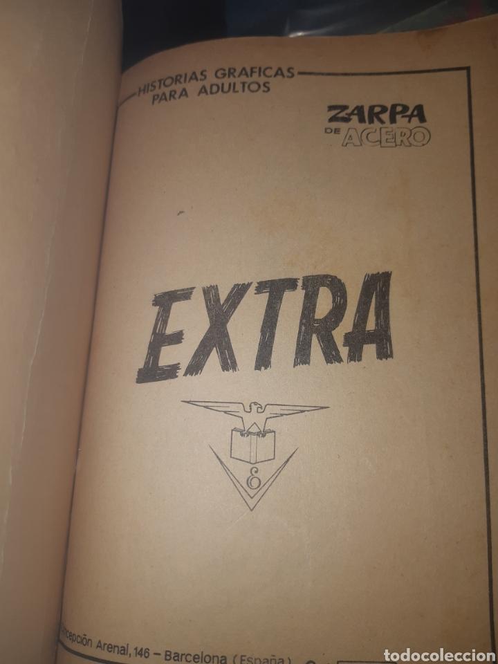 Cómics: TEBEOS COMICS CANDY - ZARPA DE ACERO 7 - TOMO EXTRA - VÉRTICE - AA97 - Foto 2 - 192102950