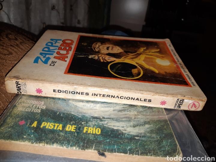 Cómics: TEBEOS COMICS CANDY - ZARPA DE ACERO 7 - TOMO EXTRA - VÉRTICE - AA97 - Foto 4 - 192102950