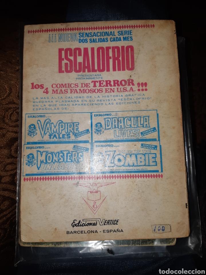 Cómics: TEBEOS COMICS CANDY - ZARPA DE ACERO 7 - TOMO EXTRA - VÉRTICE - AA97 - Foto 6 - 192102950