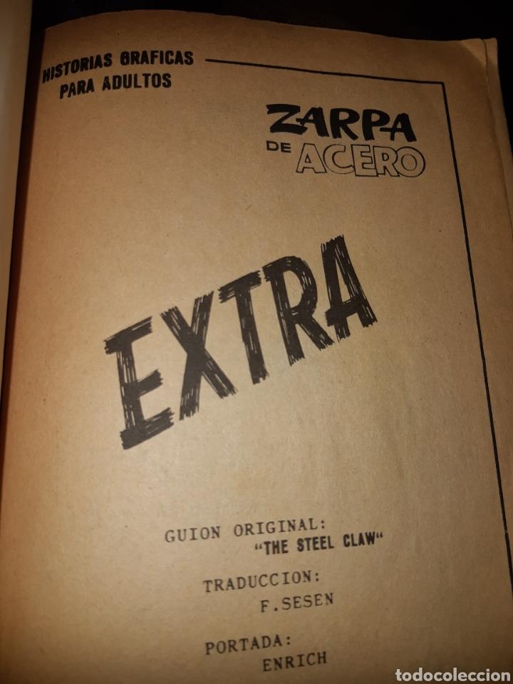 Cómics: TEBEOS COMICS CANDY - ZARPA DE ACERO 18 - VÉRTICE - AA97 - Foto 2 - 192103868
