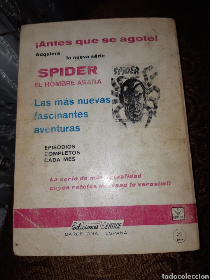 Cómics: TEBEOS COMICS CANDY - ZARPA DE ACERO 18 - VÉRTICE - AA97 - Foto 4 - 192103868