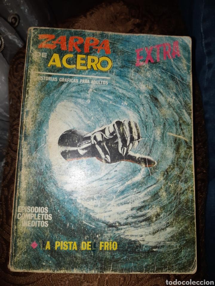 TEBEOS COMICS CANDY - ZARPA DE ACERO 18 - VÉRTICE - AA97 (Tebeos y Comics - Vértice - Fleetway)