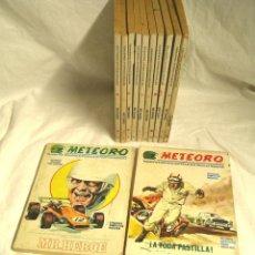 Cómics: METEORO VÉRTICE V1 COLECCIÓN COMPLETA 12 NÚMEROS, AÑO 72. Lote 192131120