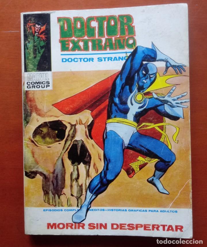 DOCTOR EXTRAÑO Nº 14. VERTICE, TACO. (Tebeos y Comics - Vértice - Vengadores)