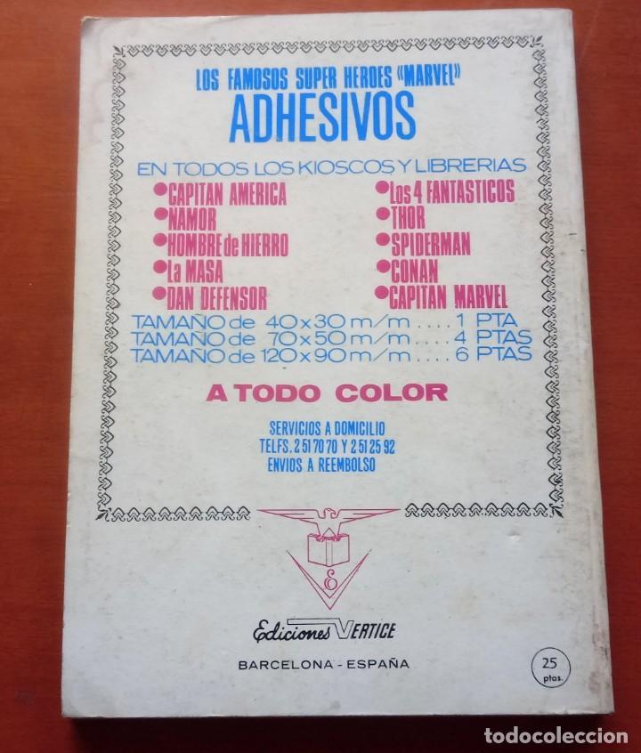 Cómics: DOCTOR EXTRAÑO Nº 14. VERTICE, TACO. - Foto 2 - 192182163