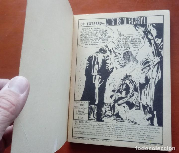 Cómics: DOCTOR EXTRAÑO Nº 14. VERTICE, TACO. - Foto 4 - 192182163