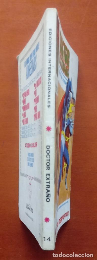 Cómics: DOCTOR EXTRAÑO Nº 14. VERTICE, TACO. - Foto 5 - 192182163