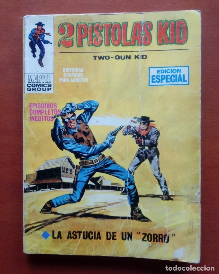 2 PISTOLAS KID N 3. VÉRTICE. TACO. (Tebeos y Comics - Vértice - Vengadores)