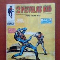 Cómics: 2 PISTOLAS KID N 3. VÉRTICE. TACO.. Lote 192184340