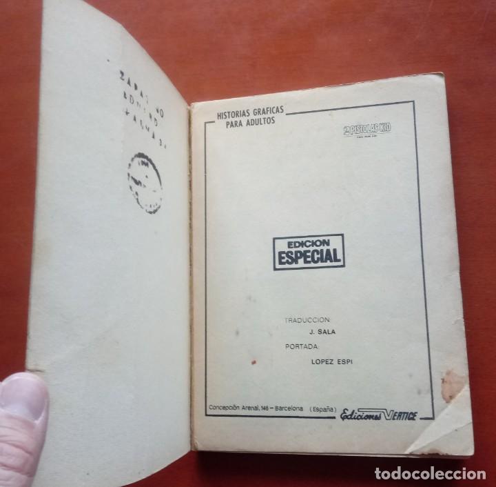 Cómics: 2 PISTOLAS KID N 3. VÉRTICE. TACO. - Foto 4 - 192184340