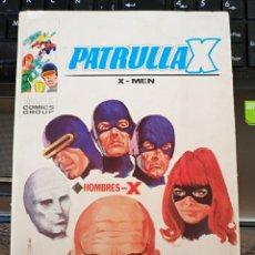 Cómics: PATRULLA X NÚMERO 1 (VÉRTICE TACO MUY BUEN ESTADO). Lote 192239932