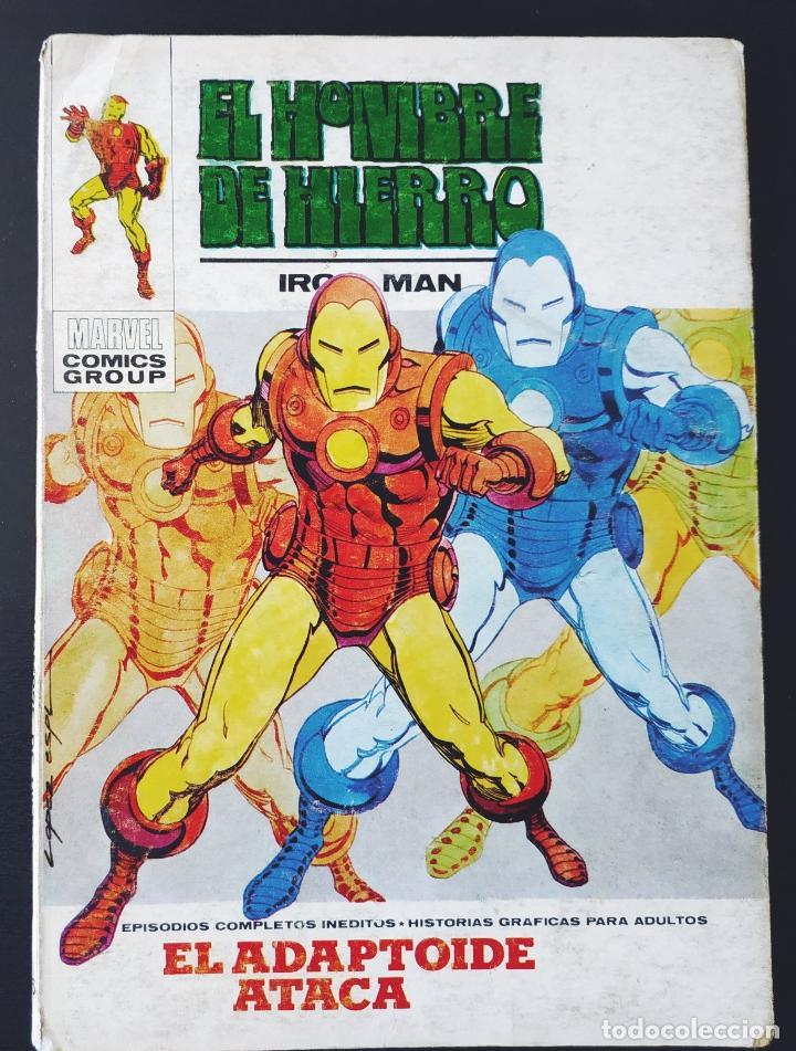 NORMAL ESTADO EL HOMBRE DE HIERRO 25 VERTICE TACO VOL I (Tebeos y Comics - Vértice - Hombre de Hierro)