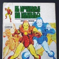 Cómics: NORMAL ESTADO EL HOMBRE DE HIERRO 25 VERTICE TACO VOL I. Lote 192359752