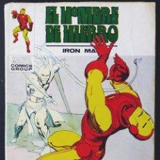 Cómics: BUEN ESTADO EL HOMBRE DE HIERRO 32 VERTICE TACO VOL I. Lote 192359761