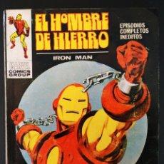 Cómics: MUY BUEN ESTADO EL HOMBRE DE HIERRO 24 VERTICE TACO VOL 1. Lote 192359871