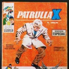 Cómics: NORMAL ESTADO LA PATRULLA X 5 VERTICE TACO VOL I. Lote 192360128