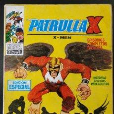 Cómics: NORMAL ESTADO LA PATRULLA X 8 VERTICE TACO VOL I. Lote 192360138