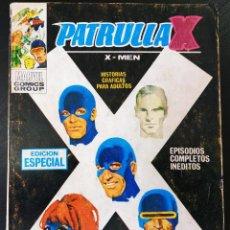 Cómics: NORMAL ESTADO LA PATRULLA X 10 VERTICE TACO VOL I. Lote 192360167
